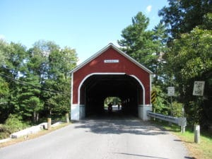 Swanzey NH covered bridge