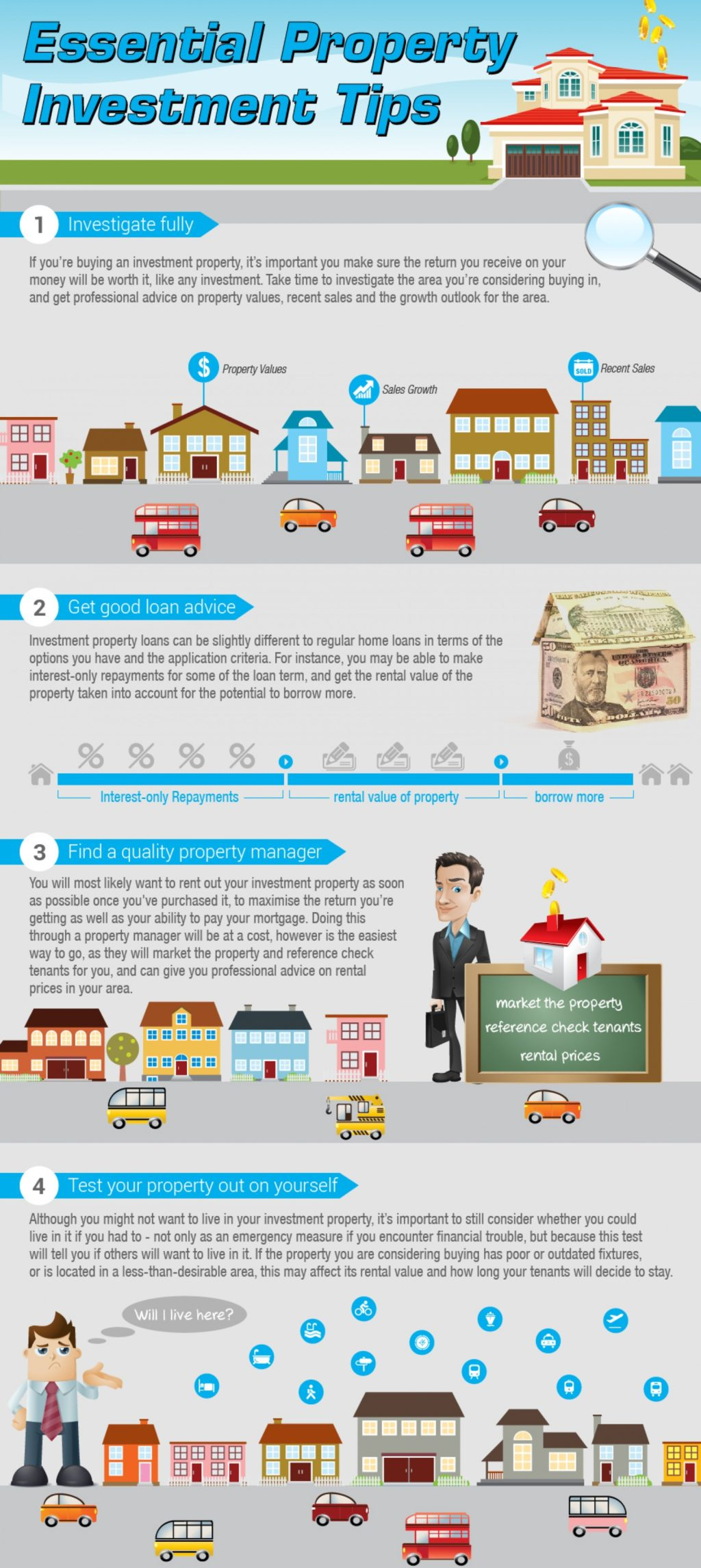 Essential Property Investment Tips!