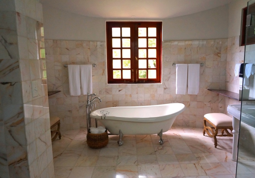 Upgrading Your Bathroom to 'In-home Spa'