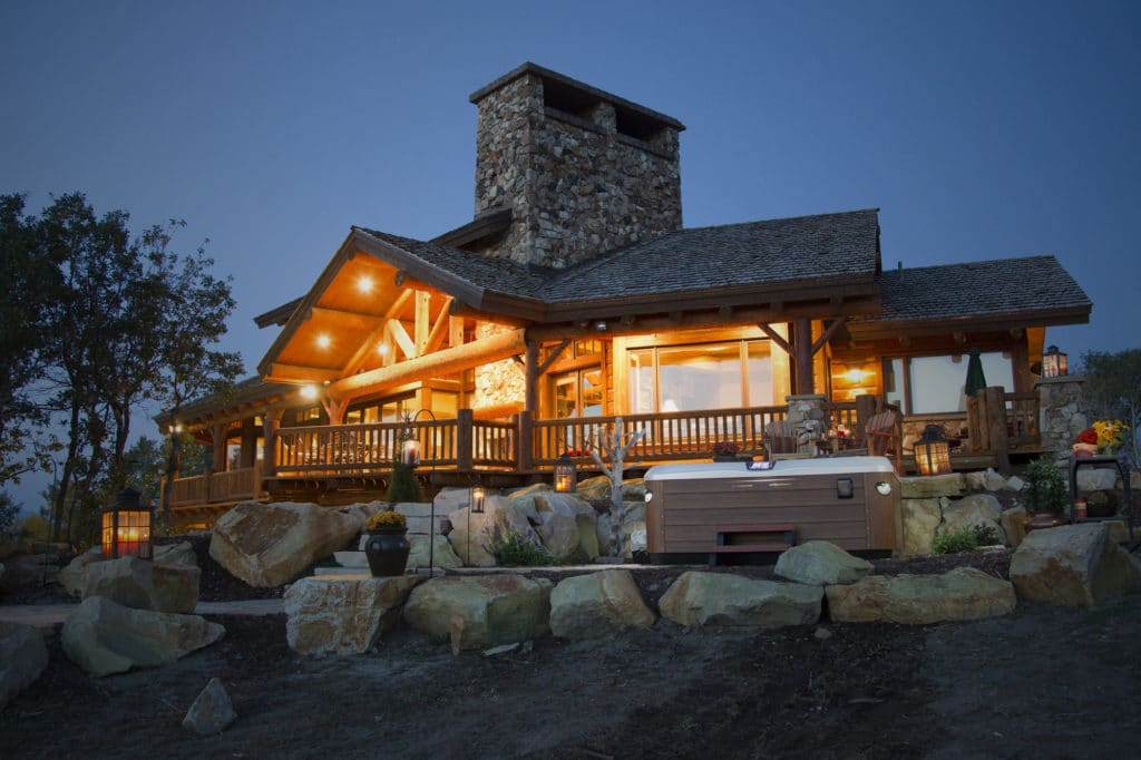 Looking for the Perfect Rustic Home? Look Here