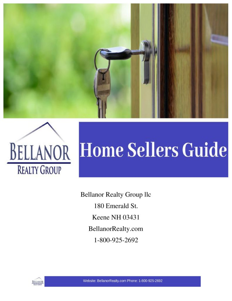 Home Sellers Guide Cover