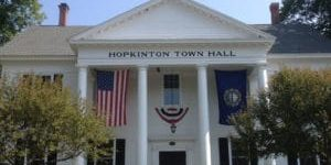 Hopkinton_NH_Town_Hall