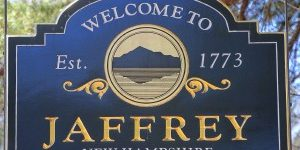 Welcome to Jaffrey Sign